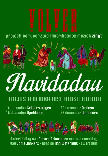 Navidadau 2013 flyer
