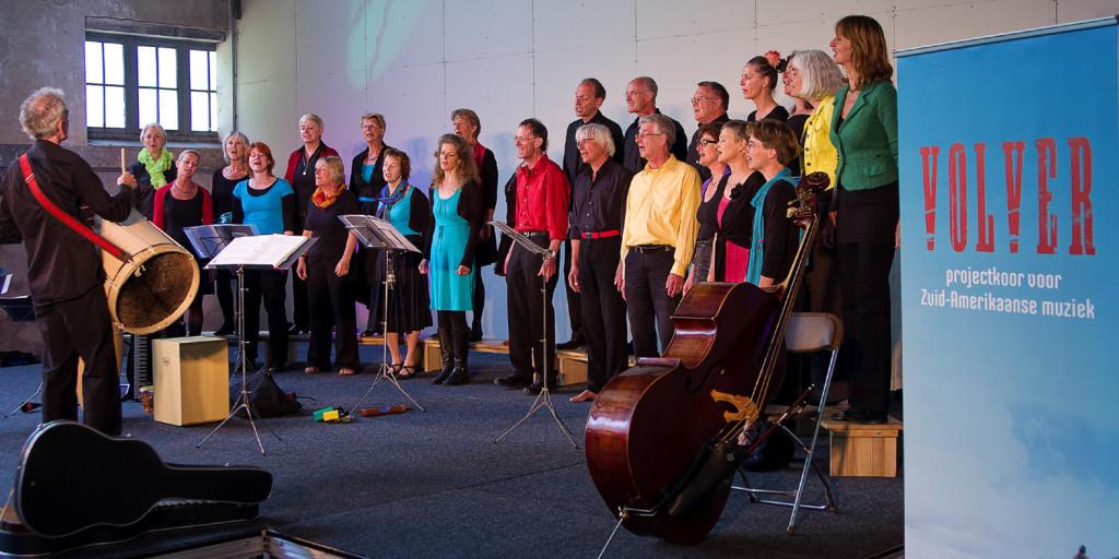 foto Bart van Uitert  - concert Pa'l Monte in Apeldoorn