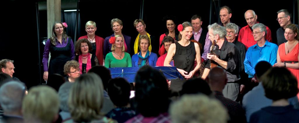 foto: Roelof Rump - Volver concert Apeldoorn