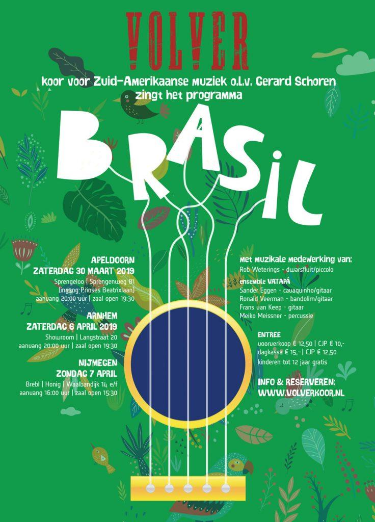 Volver_Brasil_affiche