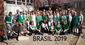 groepsfoto Volver - Brasil - 24 maart 2019